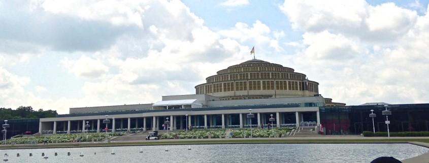 Centennial Hall 1