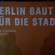 Seen near the Book burning memorial at Bebelplatz