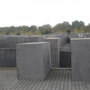 The Memorial of the Murdered Jews of Europe in Berlin.  This memorial explains the hardships the Jews went through from 1933 to 1945 as well as the intricacies of the murderous Nazi system.