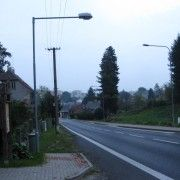 A view of the small town of Sluknov, in the Czech Republic, that houses a significant number of Roma.
