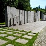 The Monument to Shared Memory in Wroclaw