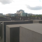 Berlin Monument to the Murdered Jews of Europe