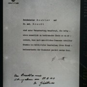 Hitler's permission