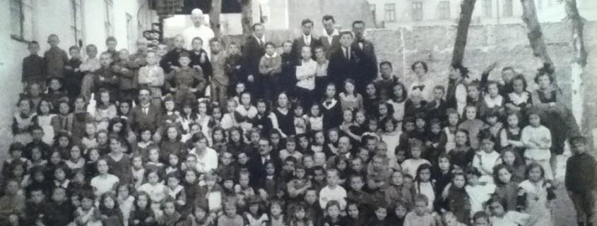 Jewish Community School, Warsaw c. 1920