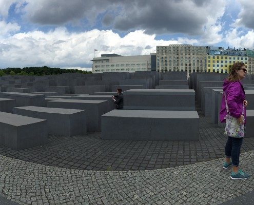 The Memorial for the Murdered Jews of Europe