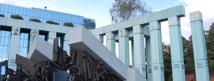 Pomnik Powstania Warszawskiego - Warsaw Uprising Monument