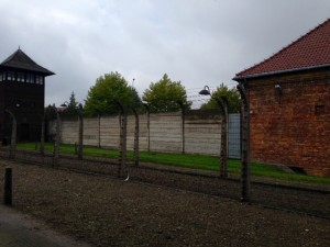 Auschwitz I. Photo Credit: Katherine Vargas