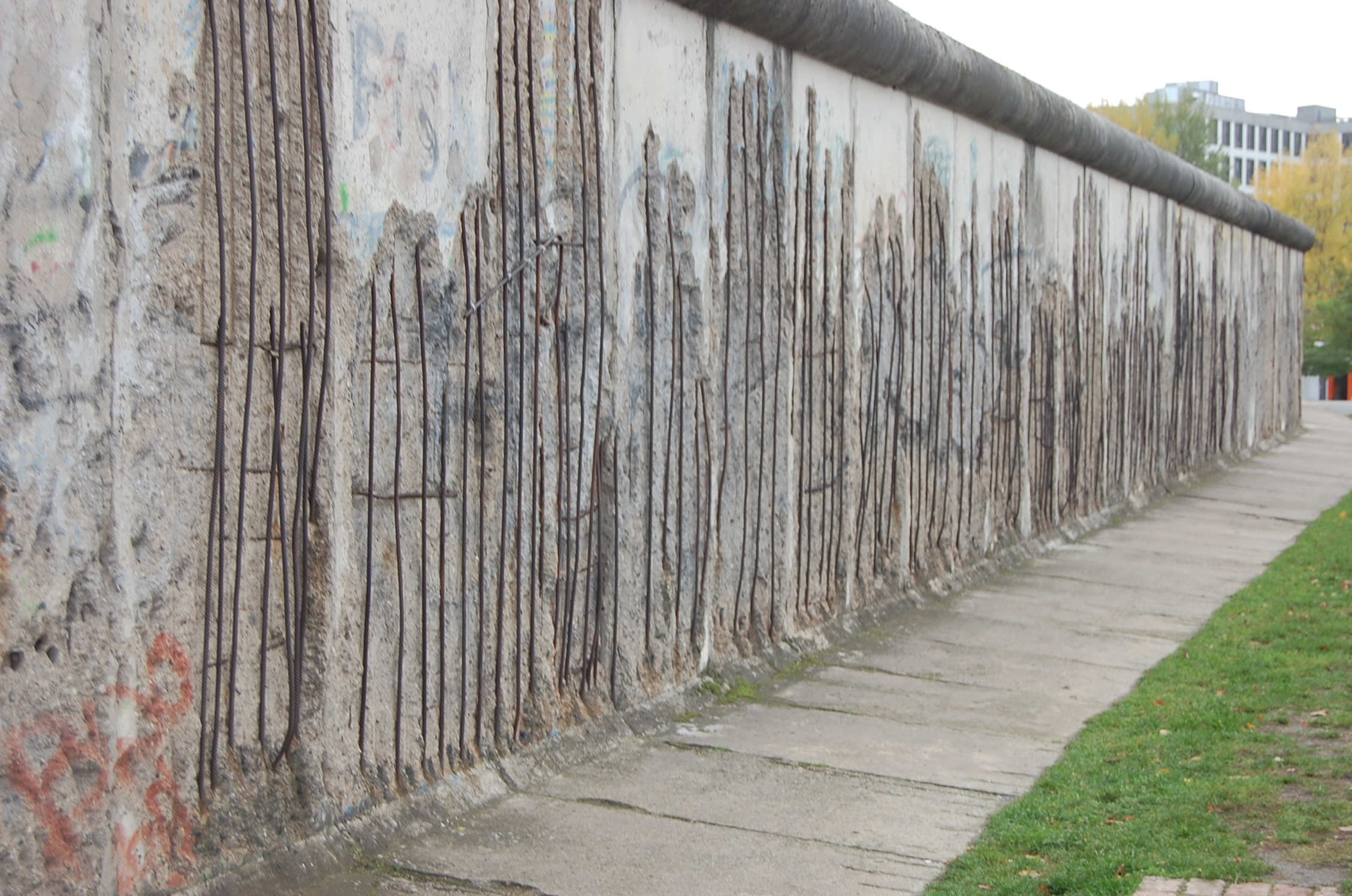 an analysis of the berlin wall The fall of the berlin wall 25 years ago not only reunited germany and foretold  the coming collapse of the soviet union it signaled a profound.