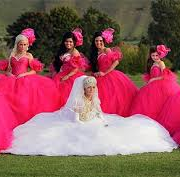 My Big Fat American Gypsy Wedding. Photo Credit-www.telegraph.co.uk