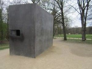 Memorial to Homosexuals Persecuted Under Nazism. Courtesy of: Sharon Burt