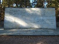 (Hatlie, M. R. (n.d.). [Memorial To the Vicitms of the Dresden 1945 Bombing]. Retrieved November 9, 2016, from http://sites-of-memory.de/main/dresdenheidefliegeropfer.html )