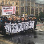 03/10/2016, Ogólnopolski Strajk Kobiet (Polish Women on Strike)