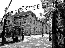 Figure 1: Entrance to Auschwitz Birkenau Memorial and Museum