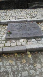Figure 3: Caption of the Holocaust Memorial at Auschwitz-Birkenau.