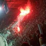 Slask Wroclaw – Wisla Krakow game. credit: Ivan Laryionenka