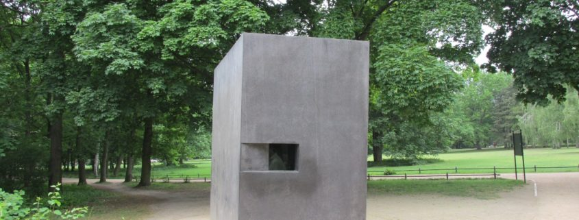 Memorial to Homosexuals Persecuted under the National Socialist Regime