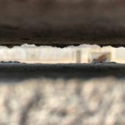 A look through the Berlin Wall into No Mans Land