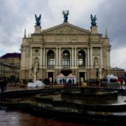 Figure 1. Lviv National Opera House