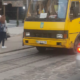 Lviv city bus