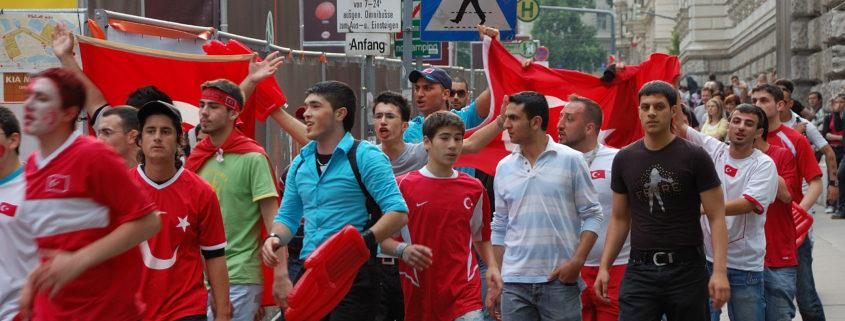 Turkish community in Vienna From (Source: Wikimedia)