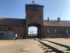 Auschwitz-Birkenau. Photo by Taylora Krzeminski