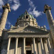 St. Charles Church in Vienna