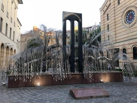 Memorial of the Hungarian Jewish Martyrs