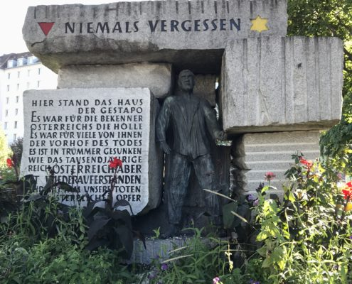 Memorial to the Austrian victims of World War 2 in Vienna