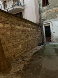 Hungarian Ghetto Wall