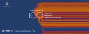 Celebrating Henryk Tomaszewski's 100th Birthday