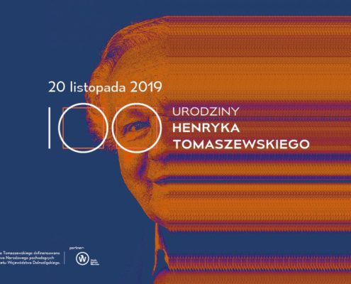 Celebrating Henryk Tomaszewski's 100th Birthday