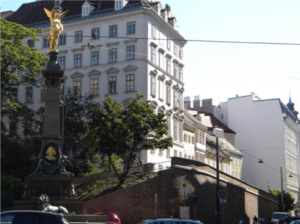 Remnants of Old Vienna Wall