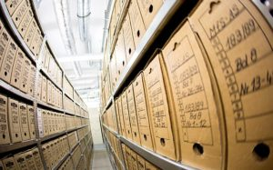 The files of the Stasi, communist East Germany's secret police