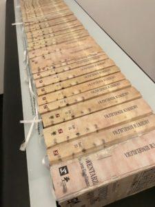 The Ringelblum Archive comprises 36 volumes