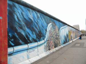 Berlin Wall: East Side Gallery
