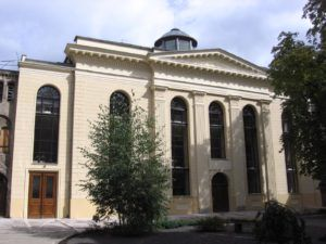 The White Stork Synagogue in Wroclaw