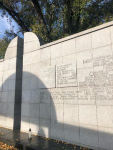 Memorial to the Jews deported from the Warsaw Ghetto to their deaths at Nazi extermination camps