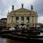 Figure 1. Lviv National Opera House