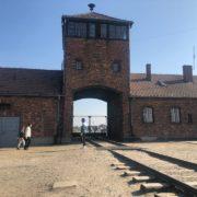 Auschwitz-Birkenau. Photo by Taylora Krzeminski